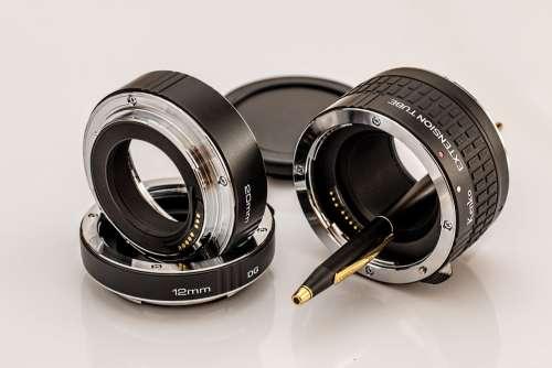 Macro Extension Tubes Photographic Equipment