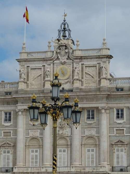 Madrid Spain Castile Castle Historically