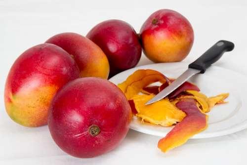 Mango Tropical Fruit Juicy Sweet Vitamin C Healthy