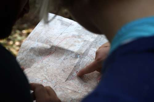 Map Navigate Explore Adventure Cartography Find
