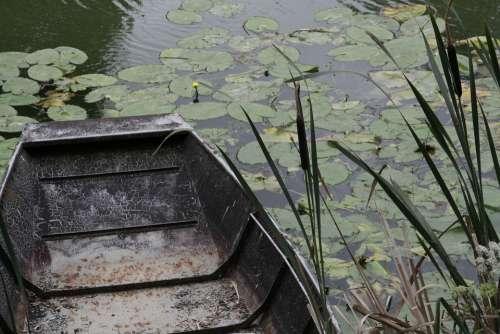 Marais Poitevin Boat River Water Navigation
