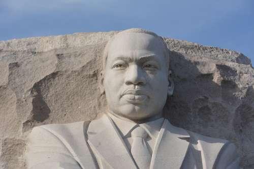 Martin Luther Washington Dc Monument Memorial