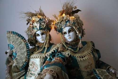 Mask Venice Carnival Masquerade Costume Romance