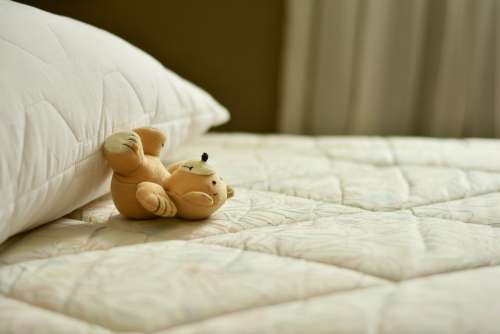 Mattress Bed Pillow Sleep Relax Relaxation Rest