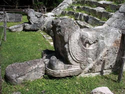 Mayan Maya Ancient Mexico Mexican Yucatan