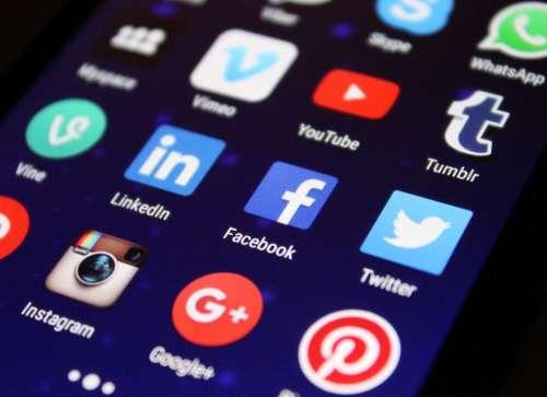 Media Social Media Apps Social Network Facebook