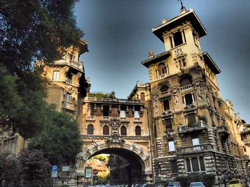 Mediterranean Rome Residence Italy Romantic House