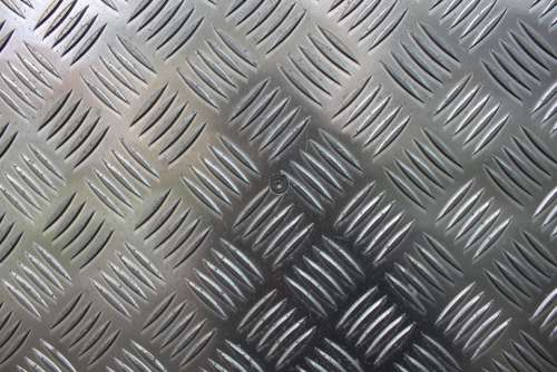 Metal Grid Pattern