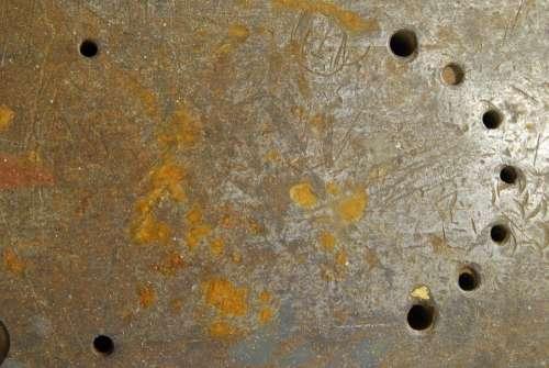Metal Iron Rust Steel Metallic Background