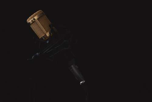 Microphone Music Sound Mic Musical Audio Vocal