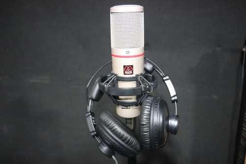 Microphone Record Studio
