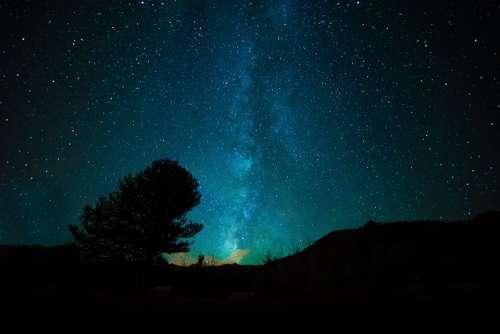 Milky Way Galaxy Space Universe Astronomy Sky