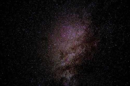 Milky Way Starry Sky Star Galaxies Night Sky