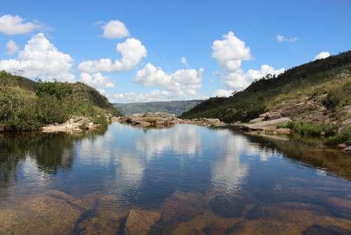 Minas Serra Da Canastra Nature Brazil Tourism