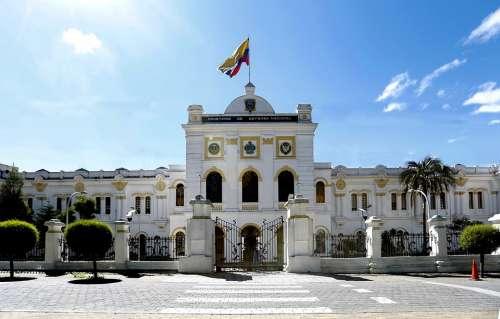 Ministry Of Defence Policy Ecuador Quito