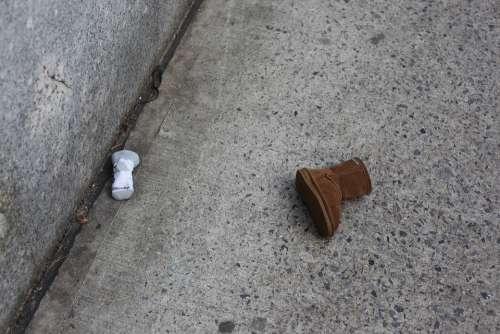 Missing Child Children Baby Small Child Shoe