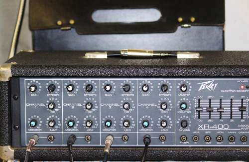 Mixer Equalizer Band Music