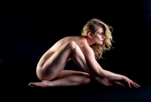 Model Woman Sexy Naked Erotic Beautiful Art Nude