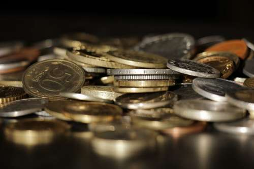 Money Coins Finances Income Saving Expenses Coin