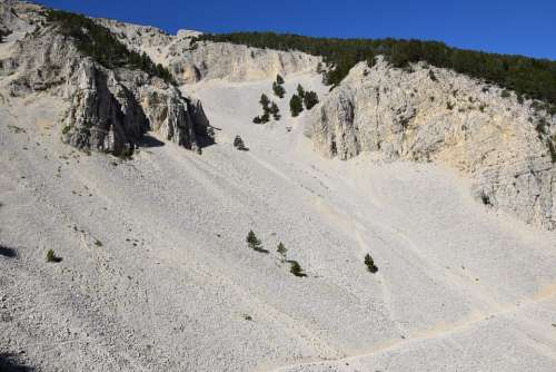 Mont Ventoux Provence Bike Cycling Vaucluse Hiking
