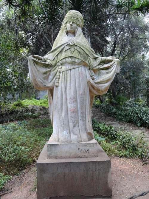 Monument Statue Algiers