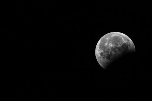 Moon Satellite Space Sky Universe Satelite Night