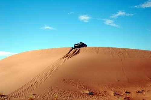 Morocco Africa Desert Marroc Sand Peaceful