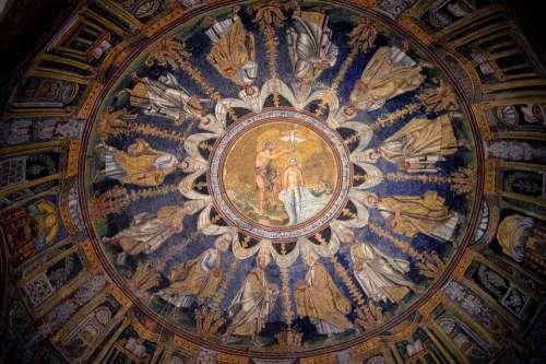 Mosaic Neoniano Ravenna