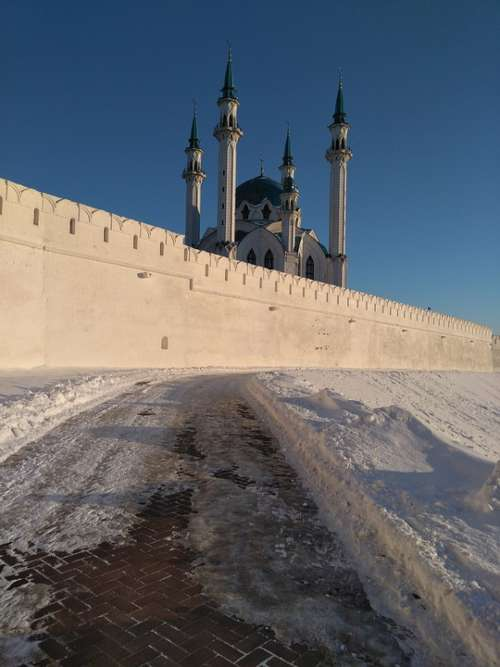 Mosque Islam Dome Wall Architecture History
