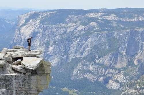 Mountain Canyon Landscape Travel Adventure