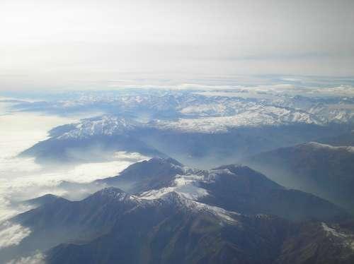 Mountain Volcano Villarica