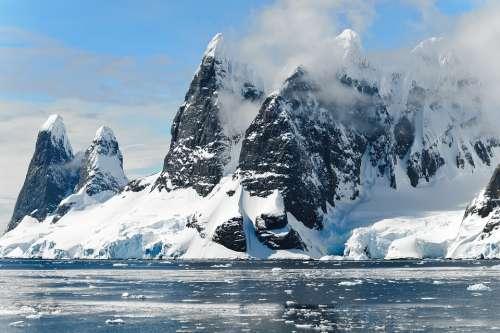 Mountains Ice Bergs Antarctica Berg Ice Iceberg
