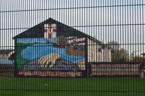 Mural Belfast Conflict Northern Ireland