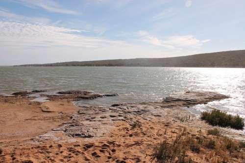 Murchison River Kalbarri Infinite Width Outback