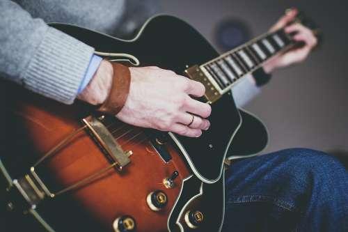 Music Musician Sound Musical Instrument Guitar