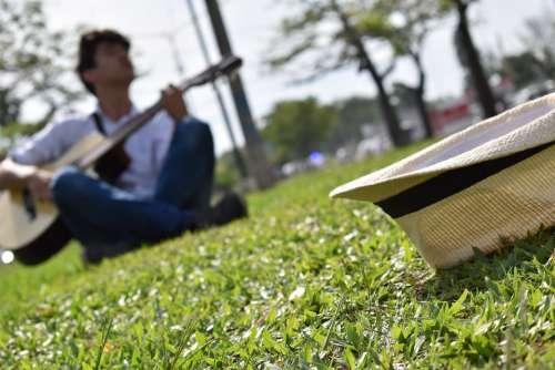 Music Guitar Melody Instrument Musician Guitarist