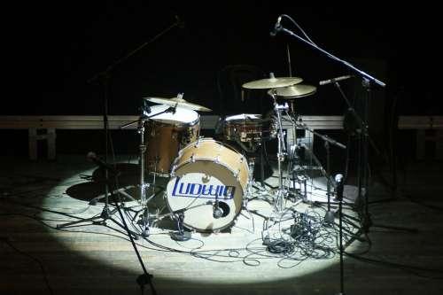 Music Percussion Drums Scene