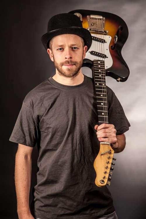 Music Guitar Electric Guitar Sound Musician