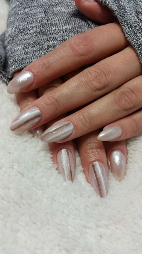 Nails Manicure Hands White Nail Art Nails Design