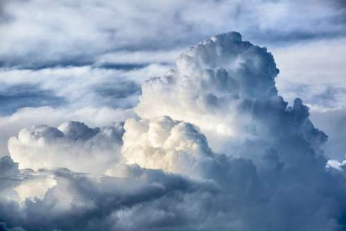 Nature Outdoor Sky Cloud Cloudy Meteorology