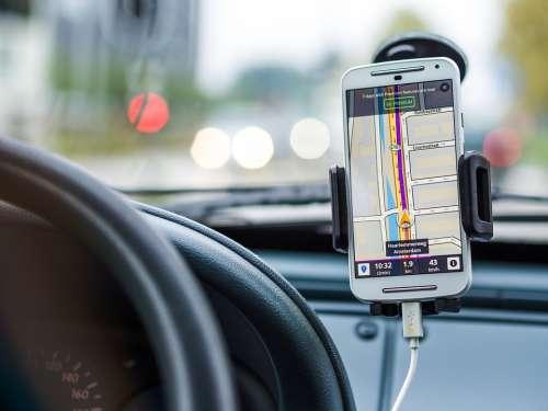 Navigation Car Drive Road Gps Transport Travel
