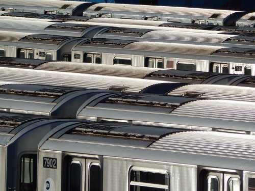 New York Train Depot Subway