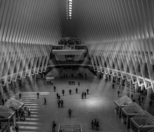 Newyork New York Usa City Architecture Building