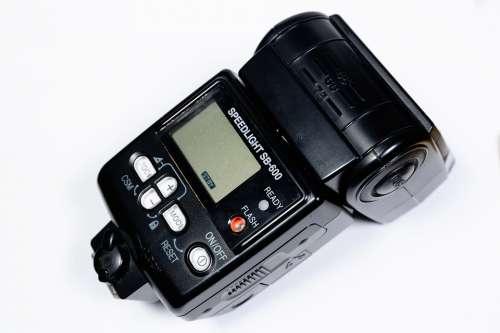 Nikon Camera Flash Photography