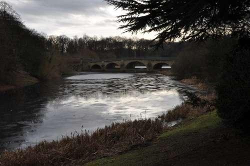 Nostell Priory Parkland Wakefield Landscape