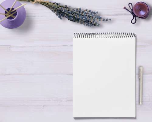 Notepad Table Decoration Notes Writing Pad Write