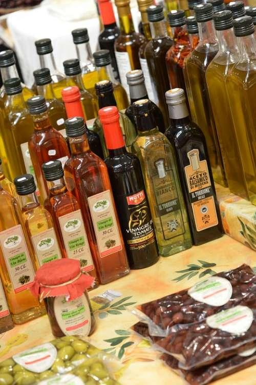 Oil Olive Oil Bottles Market Mediterranean