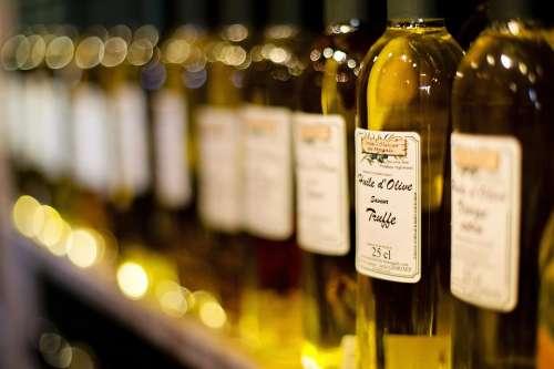 Olive Oil Truffles Oil French Oil Mediterranean