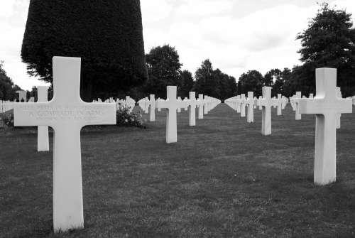 Omaha Beach Normandy France D-Day The War