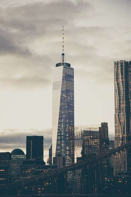 One World Trade Center 1Wtc New York Building